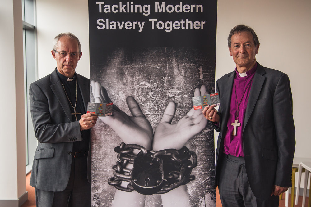 Action 2030 - Ending Modern Slavery Together