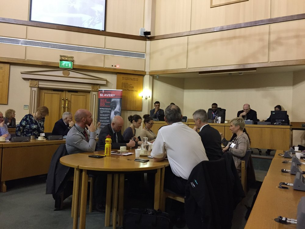 Sandwell Council against modern slavery