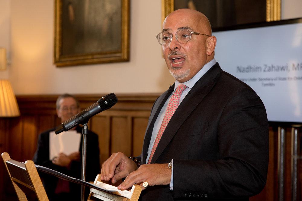 Nadhim Zahawi, MP
