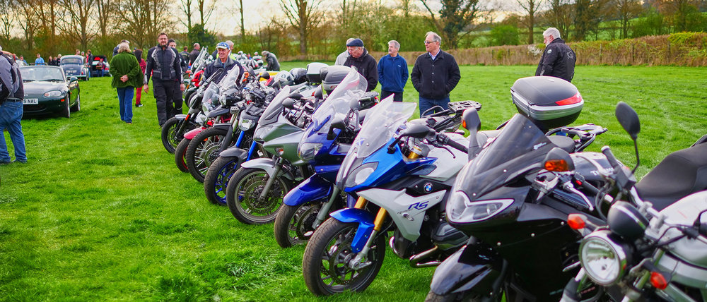 Classic Bike Meet Earls Barton