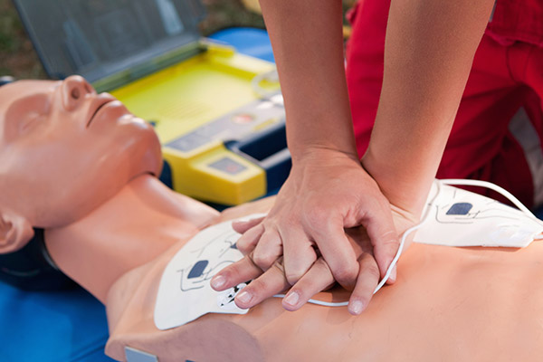 CPR & AED (3 Hours)