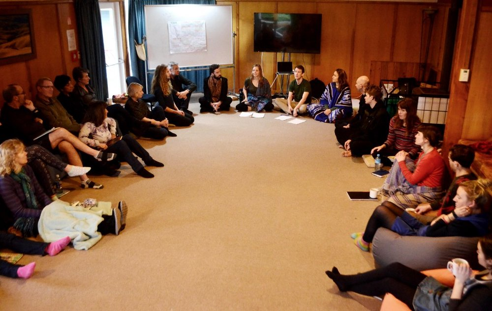 Mindfulness for Change full circle