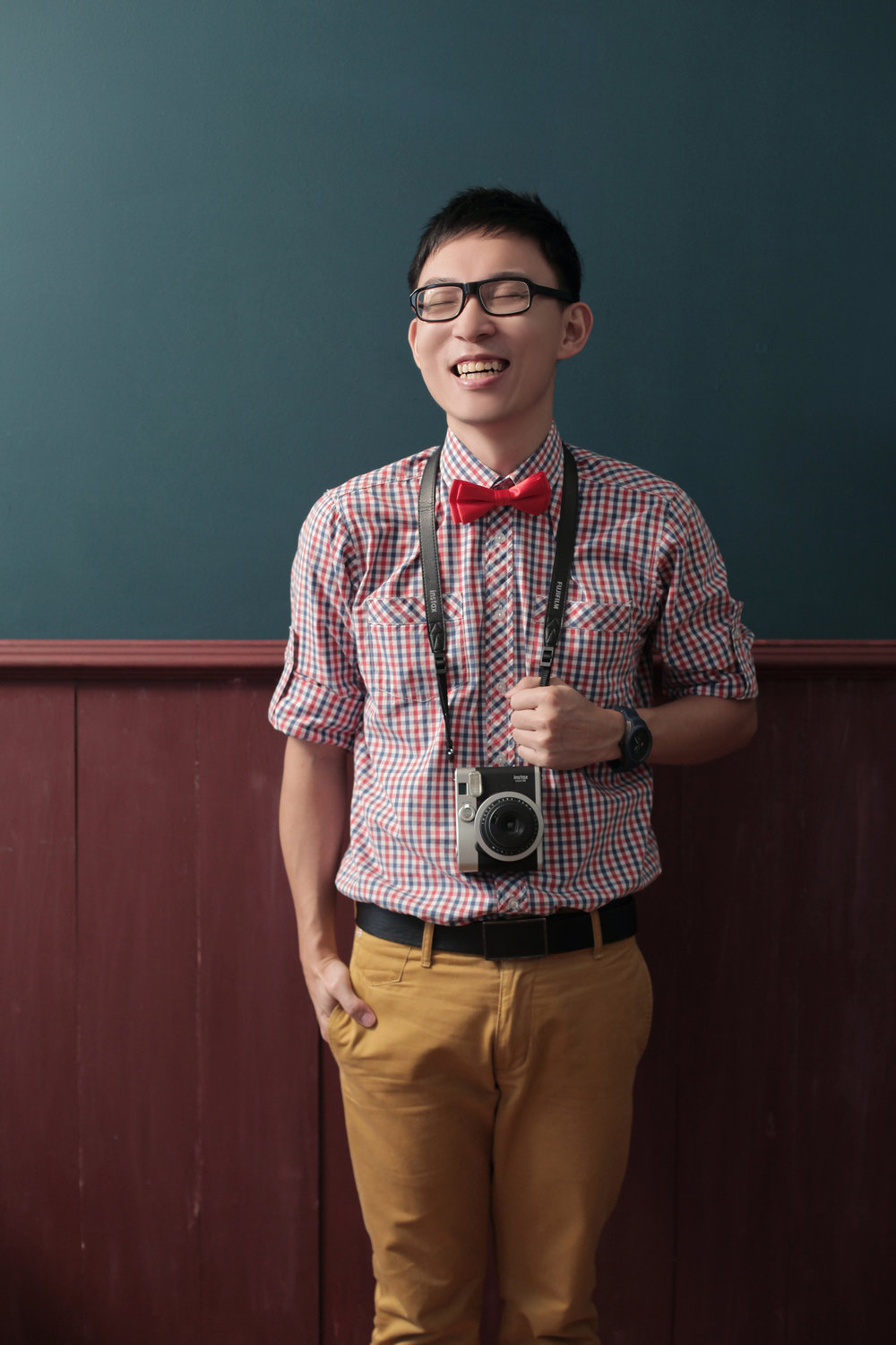 Founder & Managing Photographer - Ryan Ng