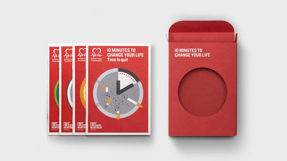 British Heart Foundation: brand campaign