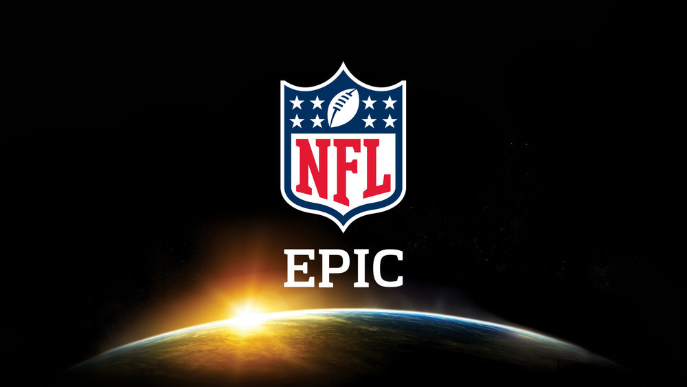 NFL: Epic brand campaign