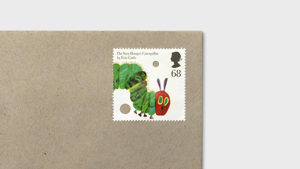 Royal Mail: stamp design