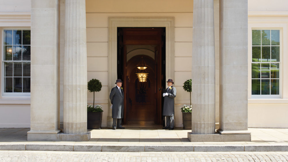 The Lanesborough: brand identity