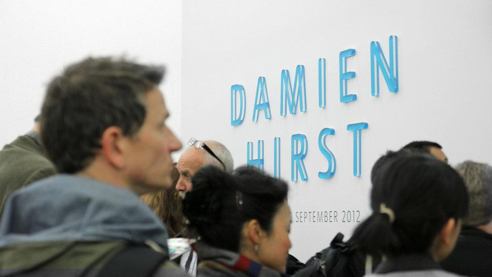 Tate: exhibition design