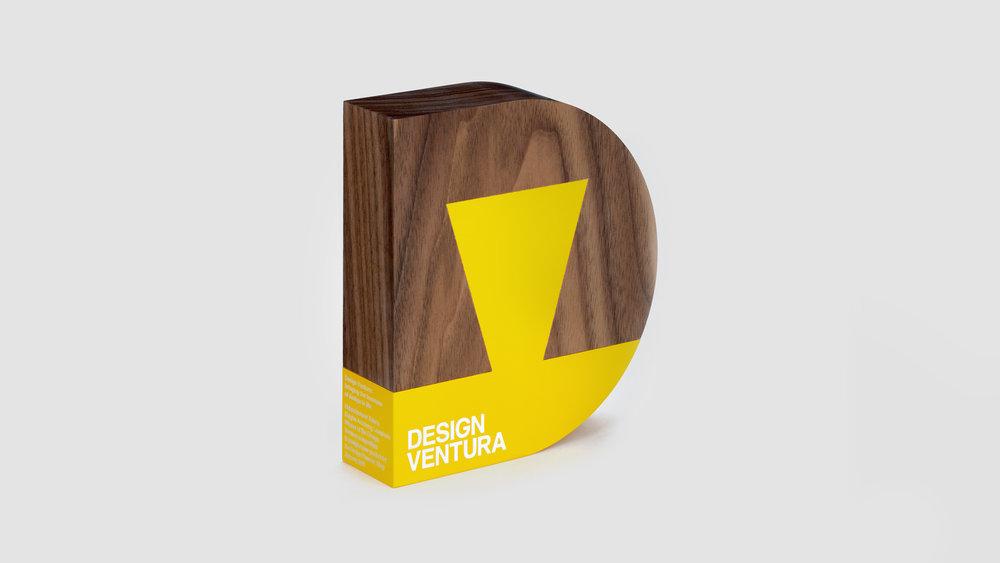 Design Museum: Design Ventura brand identity