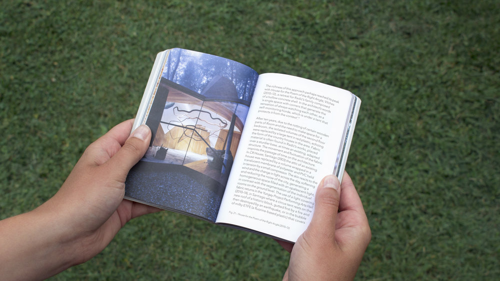 Serpentine Gallery: publication design