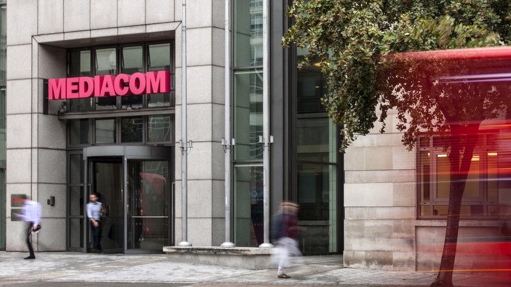Mediacom: brand identity