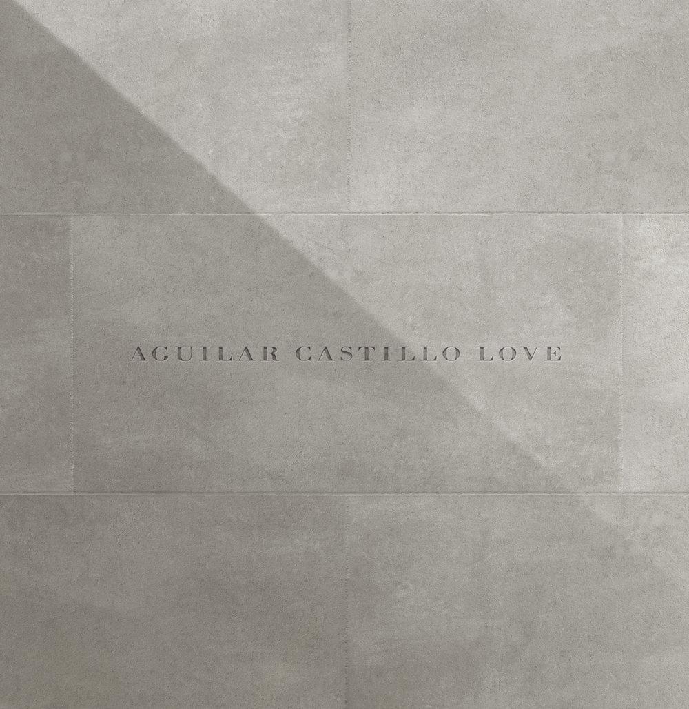 Aguilar Castillo Love: brand identity