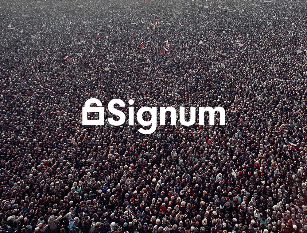 Signum (Russia): brand identity