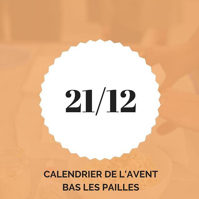 [ JOUR 21 ]  Envie d'en savoir encore plus sur le #zérodéchet et comment agir au quotidien pour la planète, soi-même et les autres ? Ca tombe bien, c'est ce que propose @edeni.fr  lors de ses #bootcamps de 6 semaines 🌍 Pour en avoir un avant-goût et poser toutes vos questions, rendez-vous à la soirée découverte le mardi 15 janvier de 19h à 22h à la Maison du crowdfunding - 34 Rue de Paradis, 75010 Paris . Qui sera l'heureux•se gagnant•e d'une invitation par tirage au sort ? Réponse demain ! 🤞🏽 . Et toutes les infos sur le bootcamp à cette adresse www.edeni.fr/bootcamp 🌱 .  Rappel des règles pour participer : ⠀⠀⠀⠀⠀⠀⠀⠀ 1. Likez la publication ♥️ 2. Suivez @baslespailles et @edeni.fr ♻️ 3. Commentez en mentionnant 2 ami•es ➡️ tirage au sort dans 24h . Pas de compte concours acceptés. #baslespailles #calendrierdelavent #noel #alternative #planetorplastic #oceanspropres #sanspaillesvp #cadeaunoel #calendrierdelavent #stopsucking #plasticfree #beatplasticpollution #noelethique #chosetoreuse  #concours #zerodechet #zerowaste #durable #chooserorefuse #refusesingleuse #edeni #ecologie #greenbrigade #paris #maisonducrowdfunding #ess #economiecirculaire