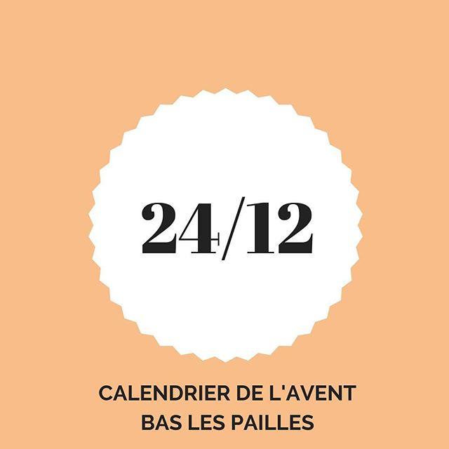 [JOUR24 ] Ca y est c'est déjà le dernier jour de notre calendrier de l'avent ! Pour ce dernier cadeau, nous vous proposons un kit d'alternatives aux pailles en plastique🌱 Il contient : . 1 paille en inox Bas Les Pailles x Gaspajoe . 1 paille en inox @gaspajoe . 1 paille en bambou Bas Les Pailles x Baliboo . 1 paille en bambou @baliboonaturals . 3 pailles en sucre Bas Les Pailles x Sorbos (pomme, citron, chocolat-non végétariennes) . 1 goupillon / . 1 pochette à pailles faite d'un ancien jean♻️ . 1 flyer Bas Les Pailles pour convaincre un restaurant près de chez vous 🙆🏽♀️ . 1 sticker Bas Les Pailles . ➡️ tirage au sort le 25 décembre à midi ! Joyeuses fêtes à tou·te·s 🎄 .  Rappel des règles pour participer :⠀⠀⠀⠀ 1. Likez la publication ♥️ 2. Suivez@baslespailles♻️ 3. Commentez en mentionnant 2 ami•es . Concours ouvert France métropolitaine et Outre-Mer . #baslespailles #calendrierdelavent#noel#cuisinezerodechet#alternative#planetorplastic #oceanspropres#sanspaillesvp #cadeaunoel#calendrierdelavent #stopsucking#plasticfree#beatplasticpollution#noelethique #choosetorefuse #refusethestraw #chosetoreuse#concours#zerodechet #zerowaste#reusablestraw #pochette#handmade#artisanal #metalstraws #bamboostraw #gaspajoe #baliboo