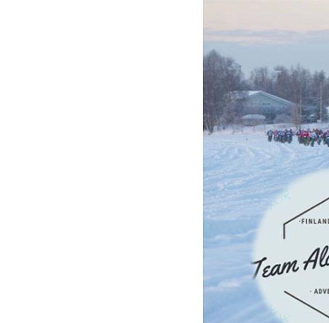 [1€=💚] ✅Contribuez à la campagne @ulule @finland_trophy pour @valeriepastre & @elo.travers 🤗 Plus que 3 jours pour atteindre l'objectif et soutenir @baslespailles grâce à ce raid polaire 100% féminin et solidaire ❄️💥🙌🏽😘 Link in bio🔝  #christmas #gift #thankyou #run for the #planet #finland #trophy #challenge