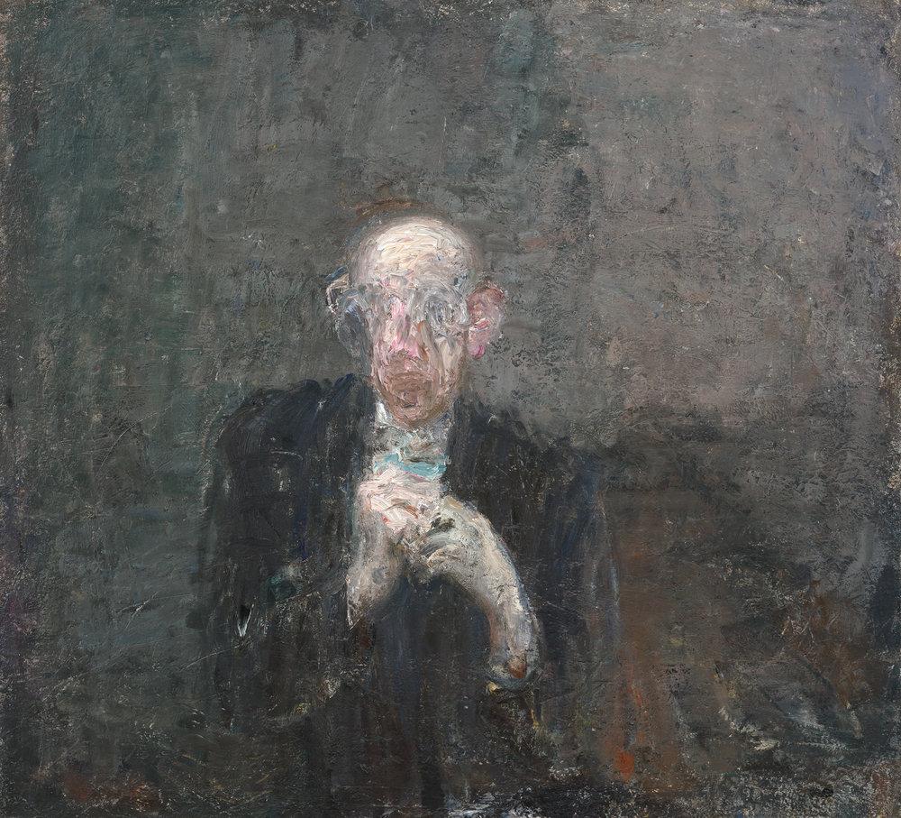 Igor Stravinsky   2007 drobė, aliejus   oil on canvas 96,5x104 cm