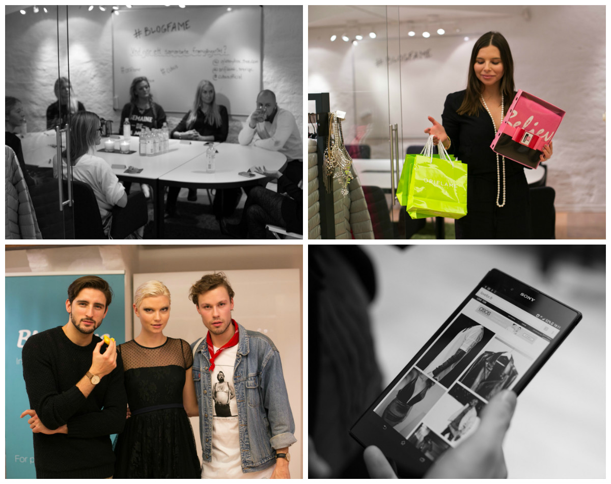 Blogfame event