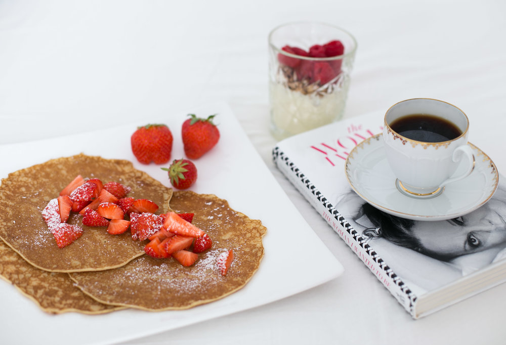 pannkakor frukost