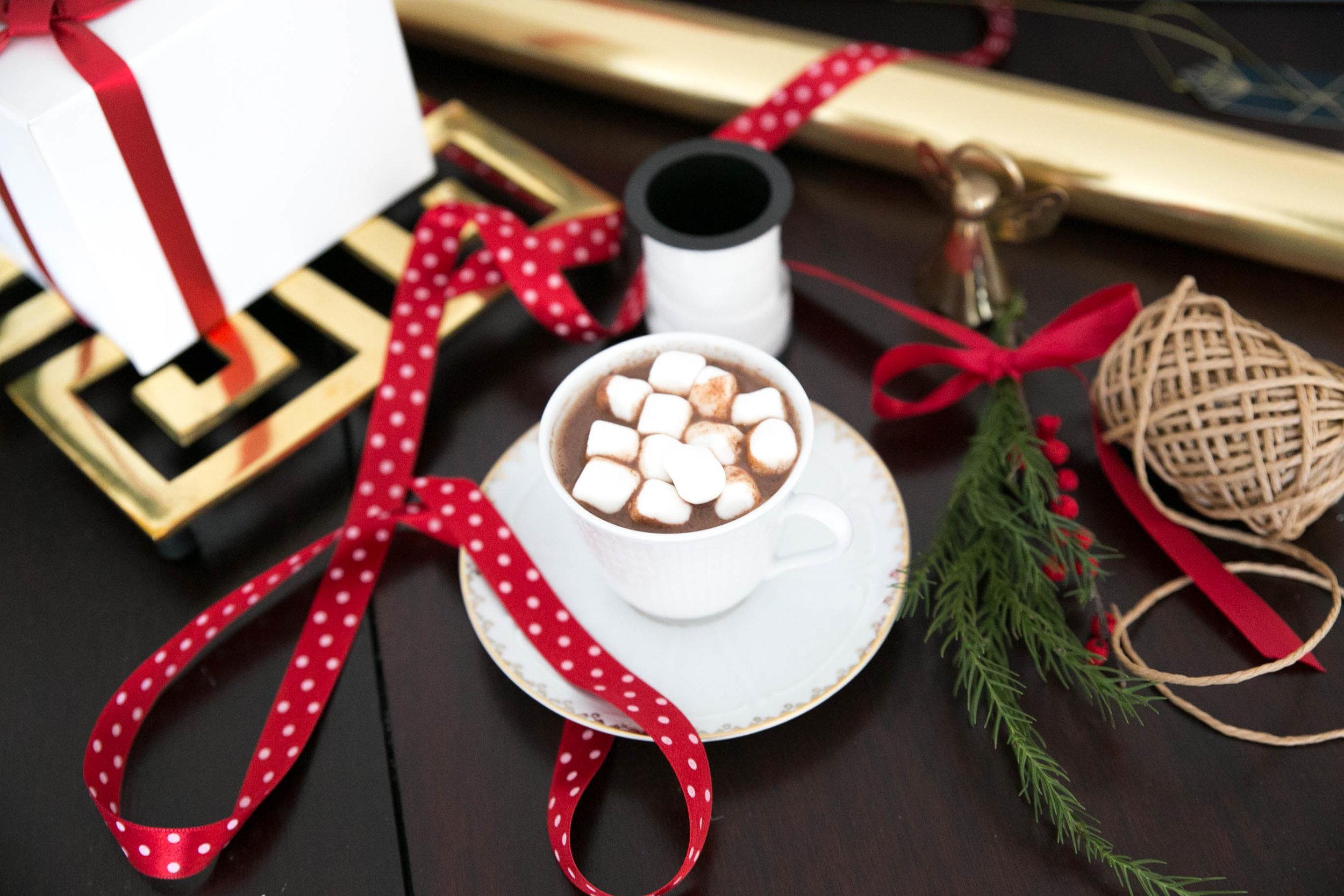 jul varm choklad