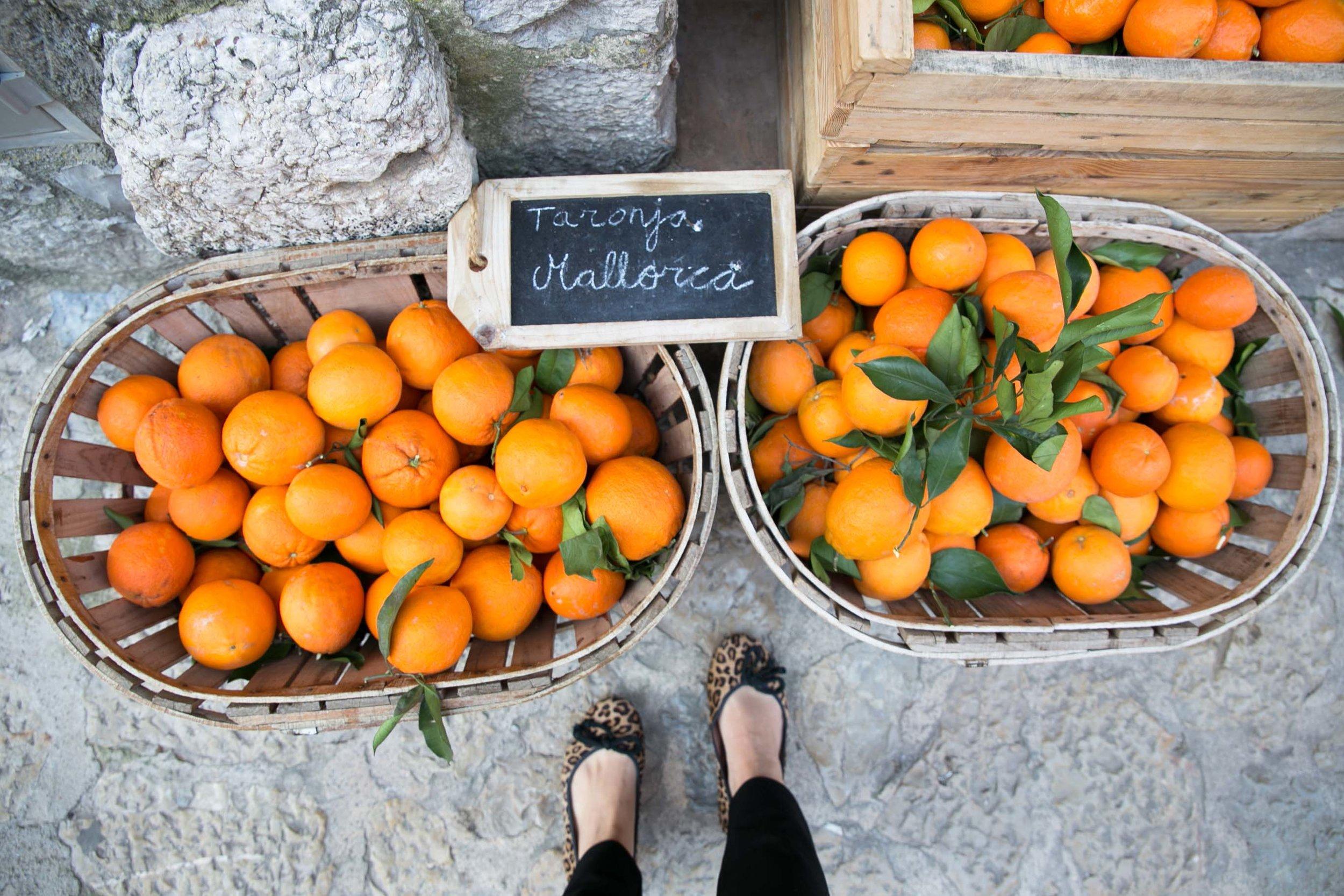 apelsiner mallorca valldemossa
