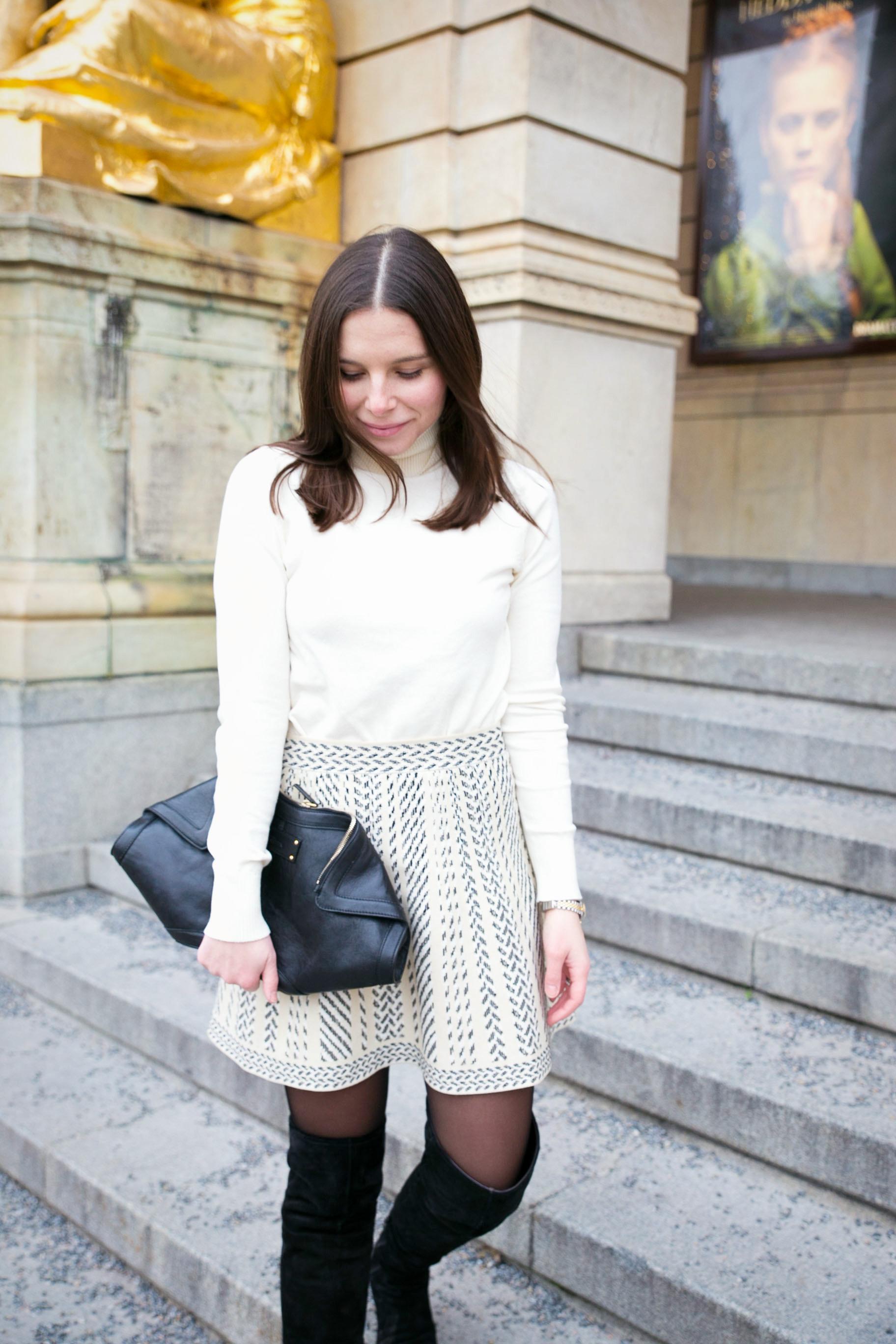 Angelica Aurell kjol