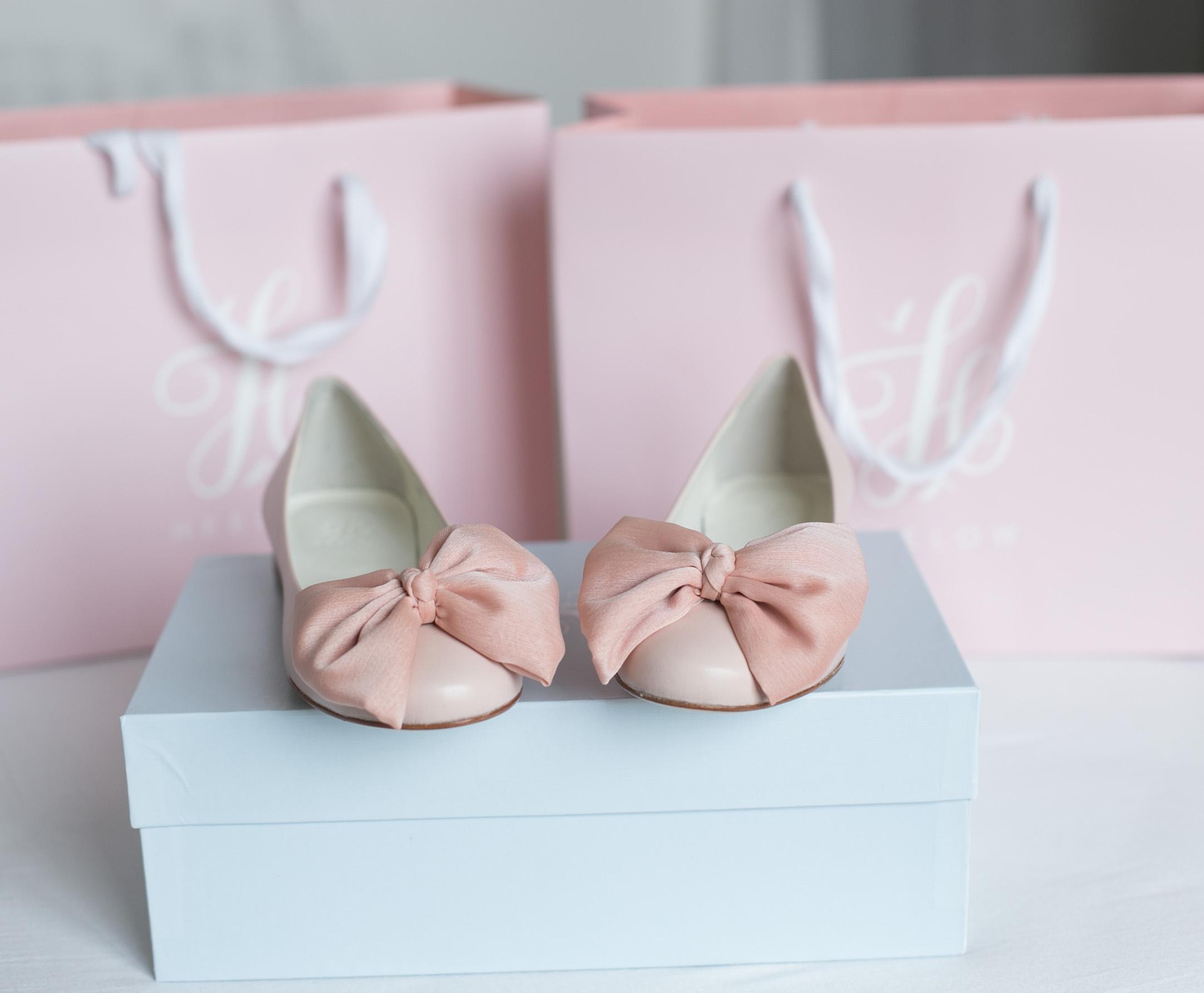 Heelow ballerina