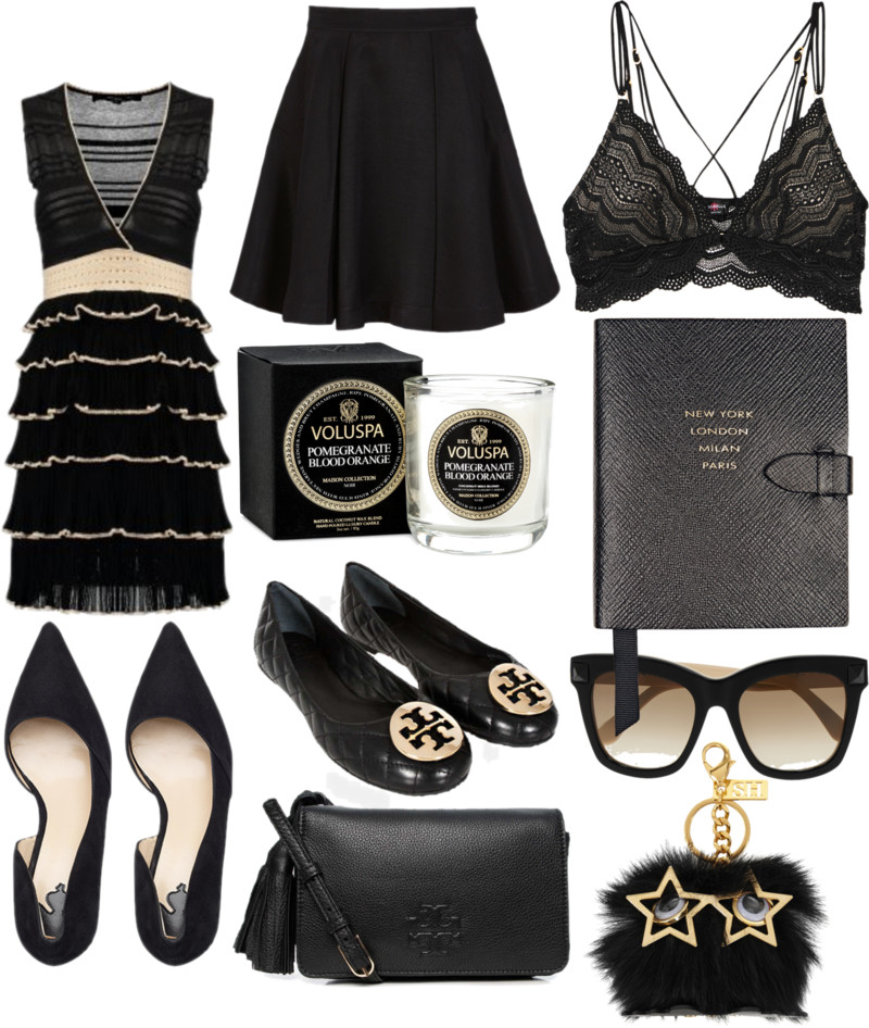 svart tips shopping