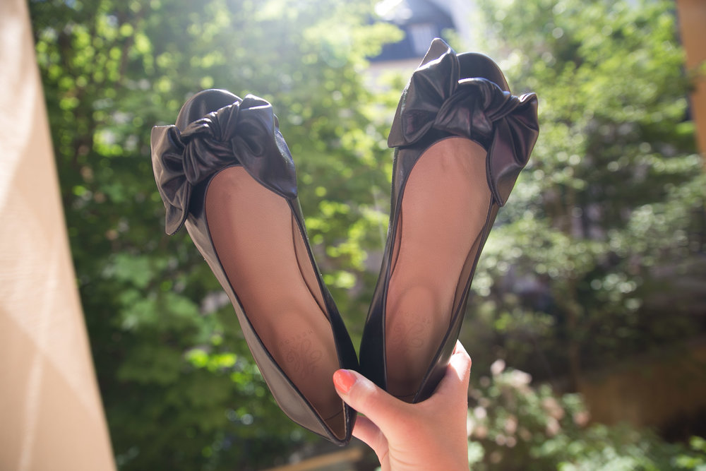 Heelow estelle black bow.jpg