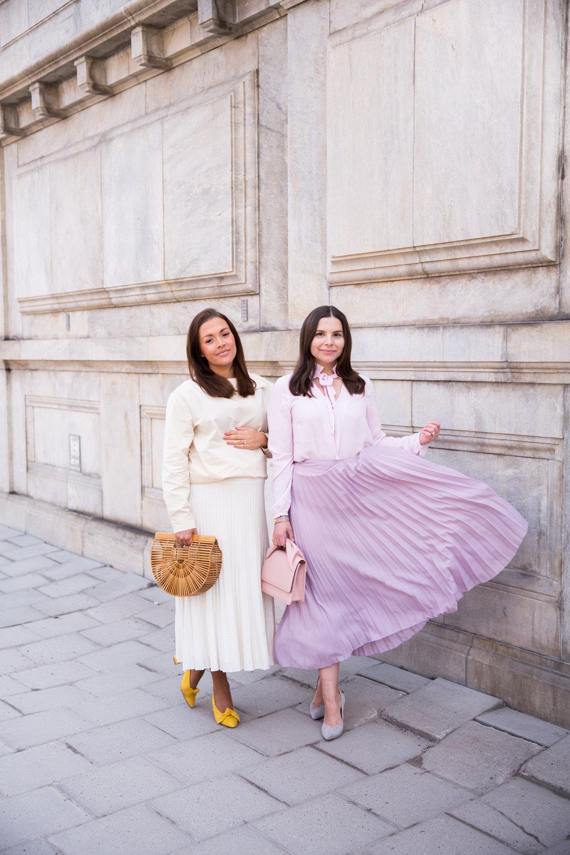 Angelica Aurell Anna-Karin pasteller matchande outfits varmode.jpg