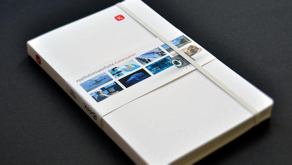 "Imagebroschüre ""Kappa book"""