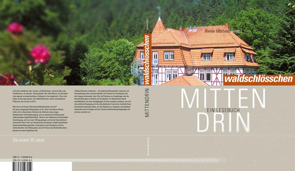 Jubiläumsbuch - Umschlag