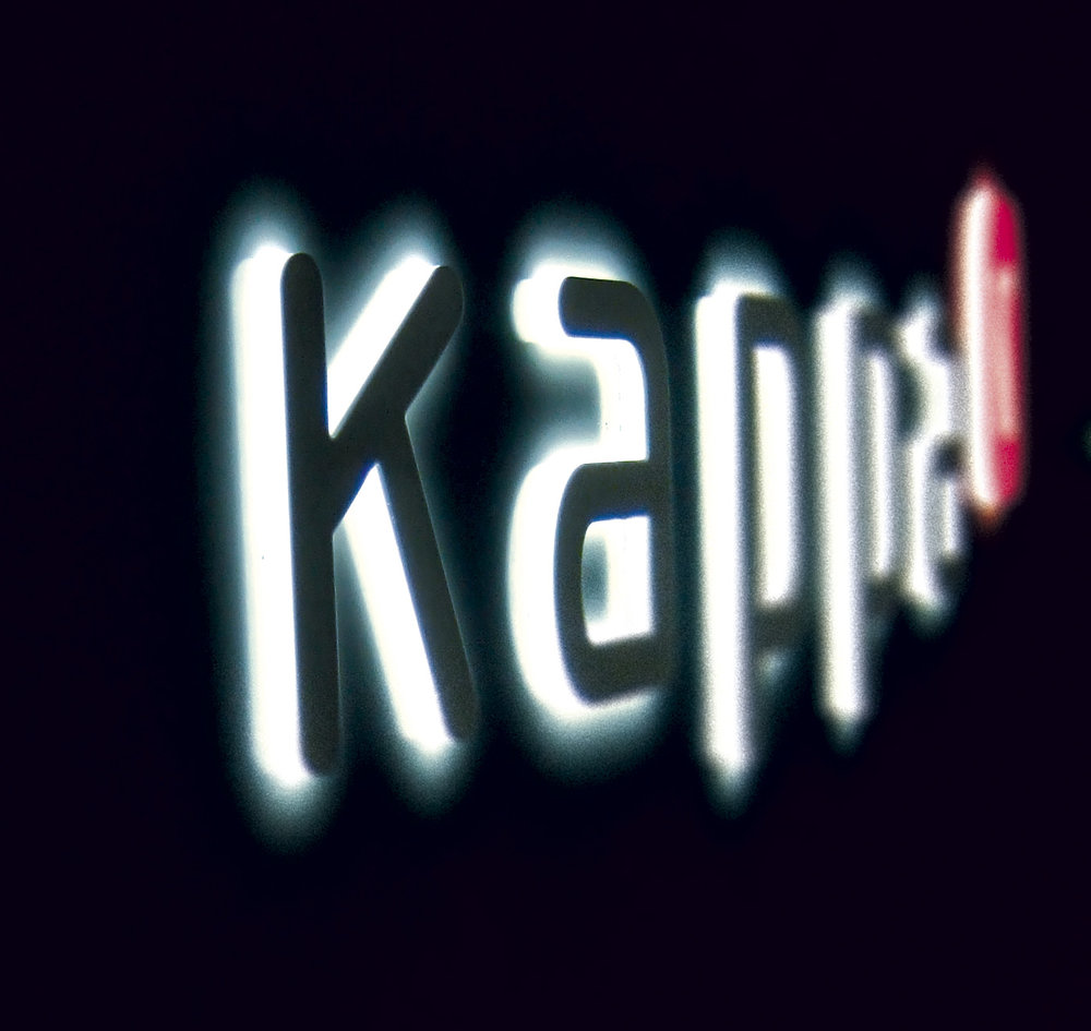 Corporate Design Kappa optronics GmbH