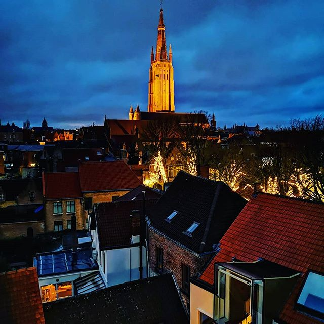 #nightphotography #huaweip20pro #bruges