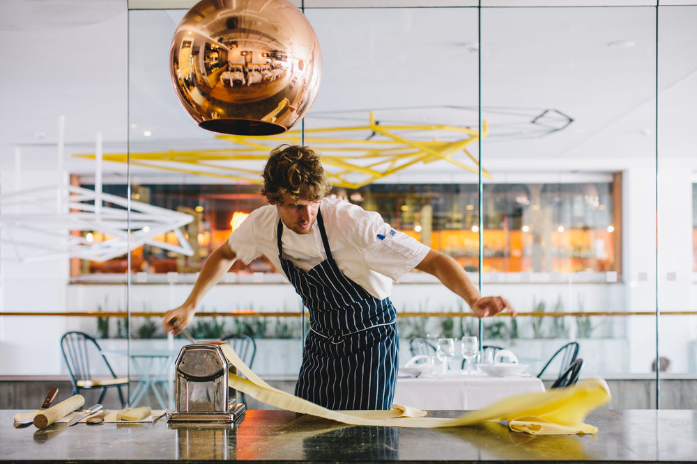 A Tavola - The team at A Tavola Bondi share with us their customers' favourite dish, where the best seat in the house is located and what to do if they are full when you arrive.