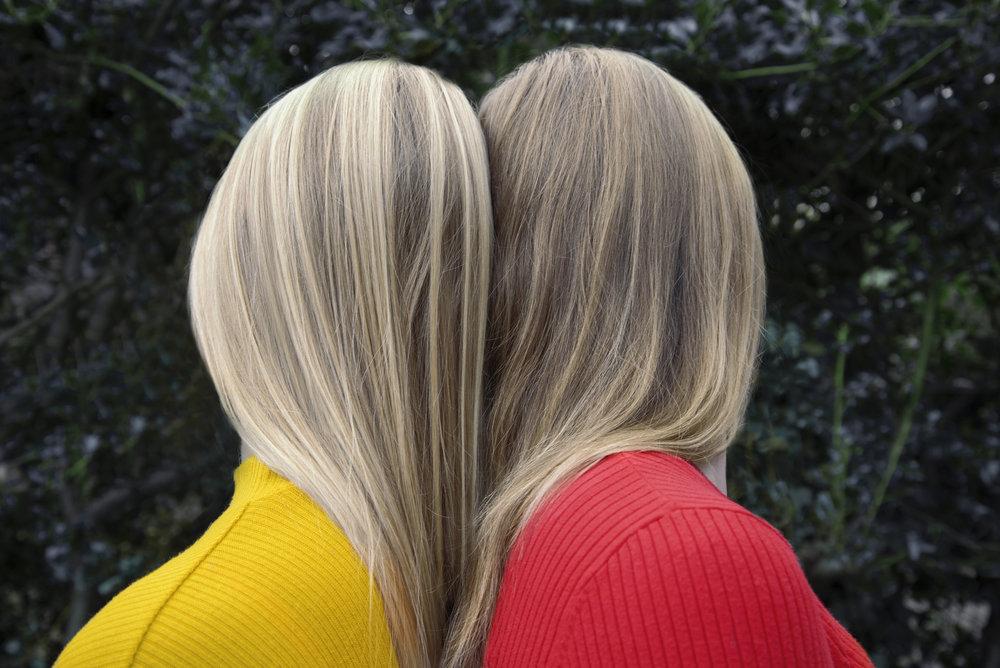 De band tussen zussen -
