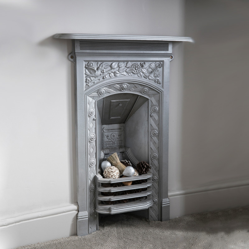 Poole Semi, Fireplace