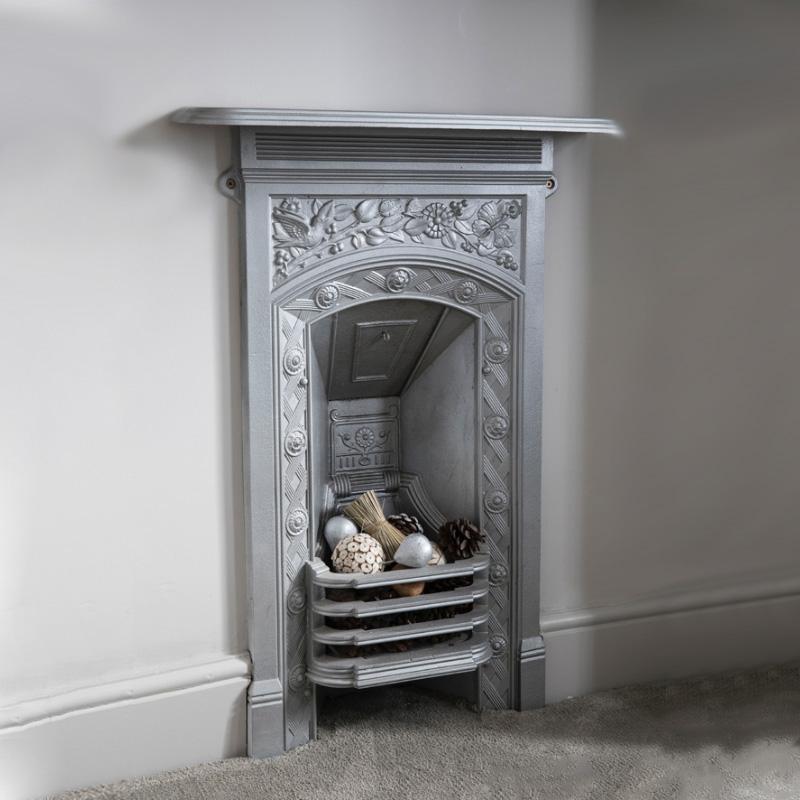 Poole Semi, Fireplace
