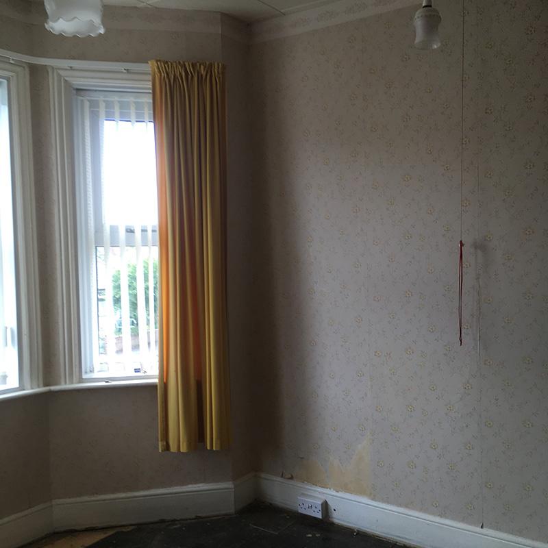 Poole Semi, Master Bedroom