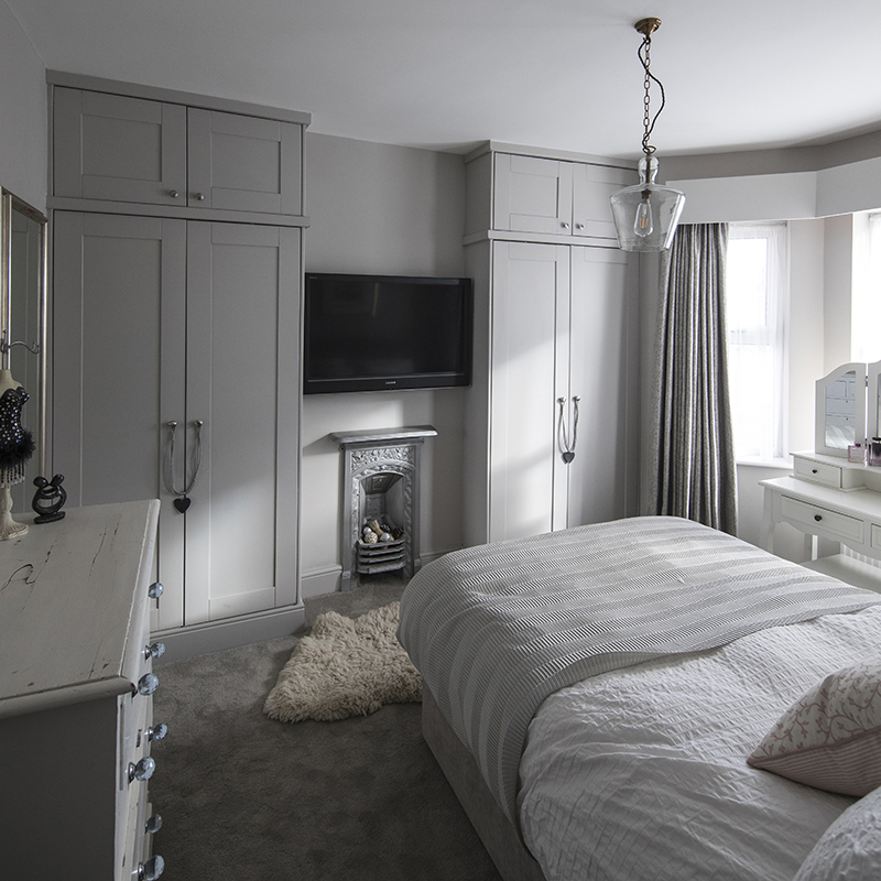 Alexandra Road Master Bedroom
