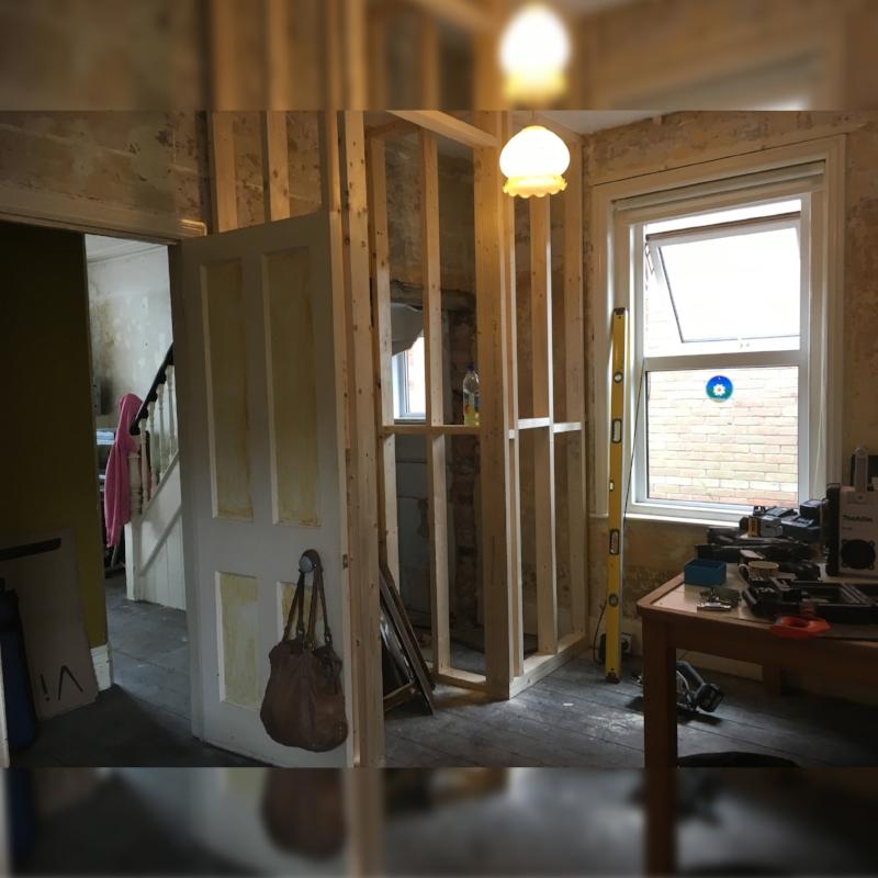 Alexandra Road Utility Room