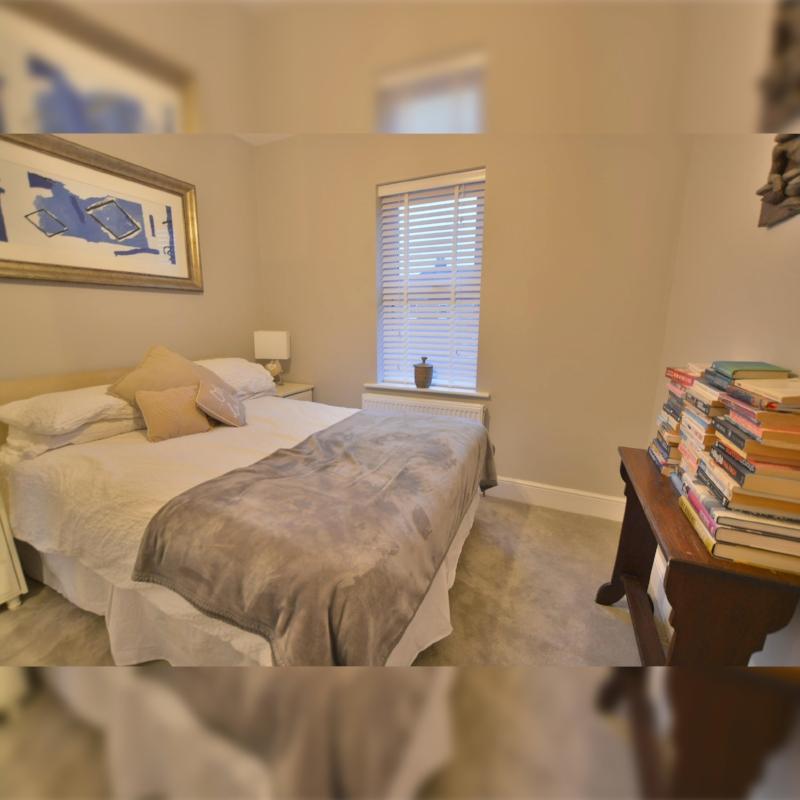 Poole Semi, Guest Bedroom