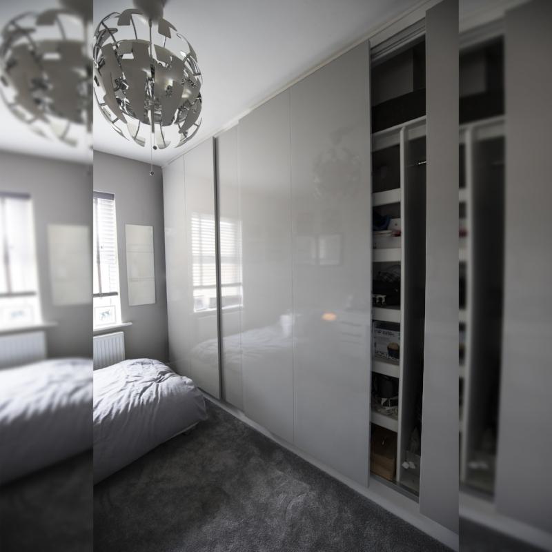 Alexandra Road Second Bedroom