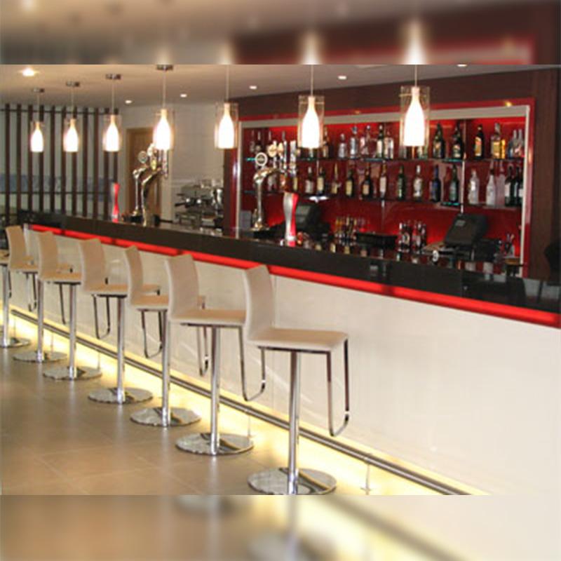 Park Inn Hotel Bar Area, 2008
