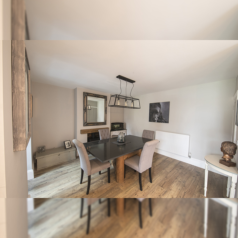 Poole Semi, Dining Room