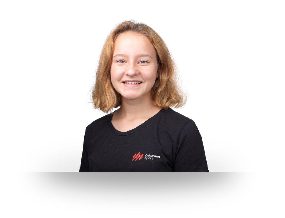 Erin Reinhard - Auszubildende