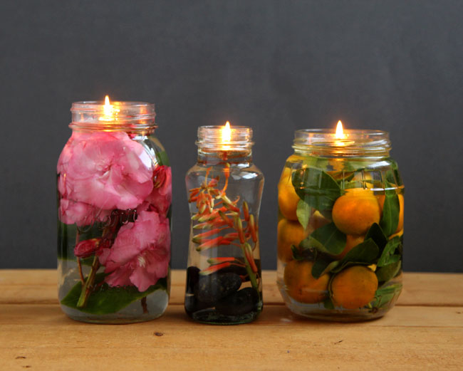 Dressing Up the Jars