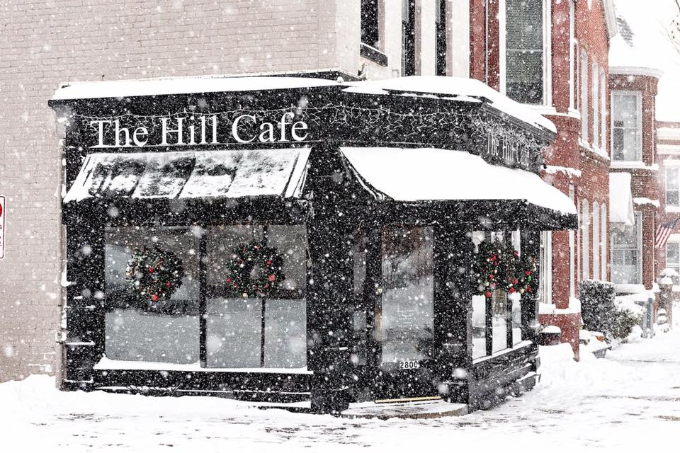 The Hill Cafe in Church Hill