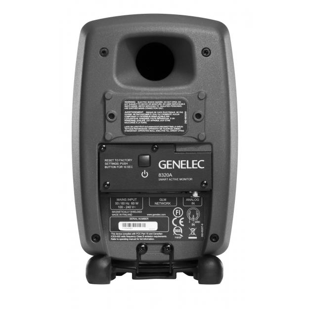 Genelecs minsta professionella Smart Active Monitor (SAM) saknar både digitala ingångar och DIP-switchar för rumskorrigering men rymmer rejäl kompetens på insidan.
