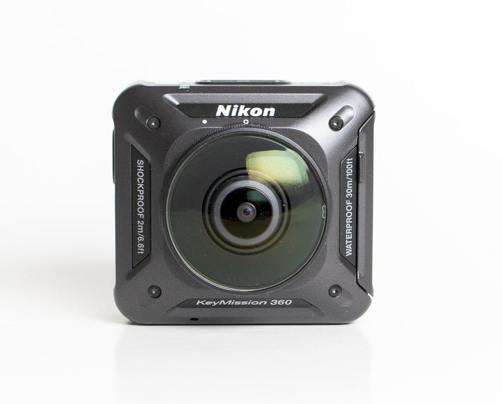 TEST  Nikon KeyMission 360 — Monitor 107af6abbc45a